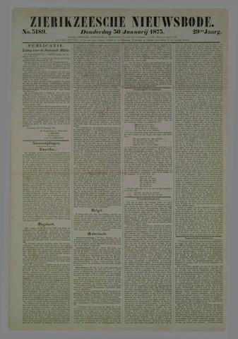 Zierikzeesche Nieuwsbode 1873-01-30