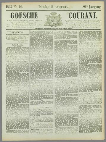 Goessche Courant 1893-08-08