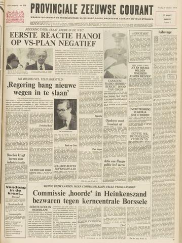 Provinciale Zeeuwse Courant 1970-10-09