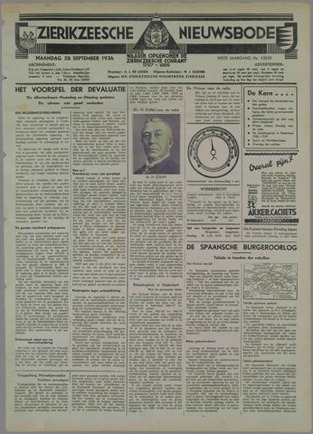 Zierikzeesche Nieuwsbode 1936-09-28