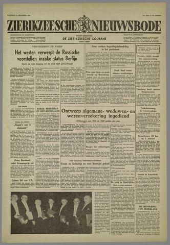 Zierikzeesche Nieuwsbode 1958-12-15