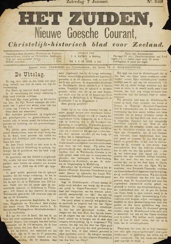 Het Zuiden, Christelijk-historisch blad 1882