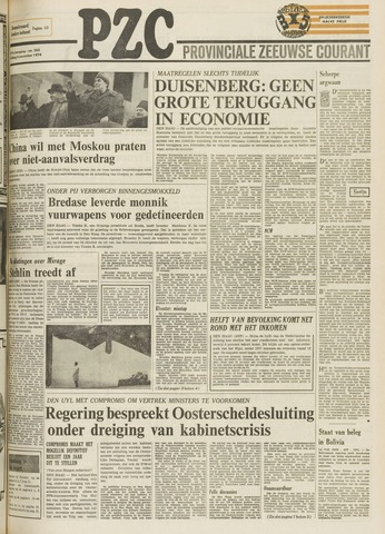 Provinciale Zeeuwse Courant 1974-11-08
