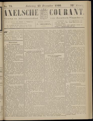 Axelsche Courant 1916-12-23
