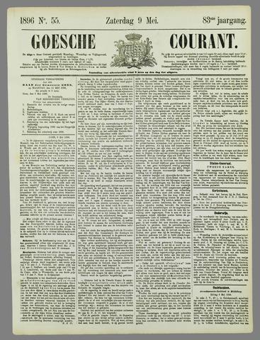 Goessche Courant 1896-05-09