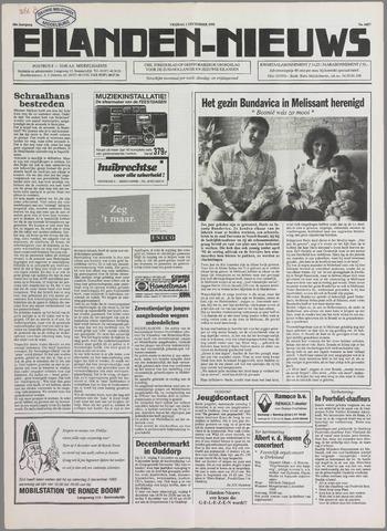 Eilanden-nieuws. Christelijk streekblad op gereformeerde grondslag 1995-12-01