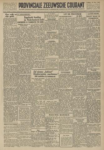 Provinciale Zeeuwse Courant 1945-11-16