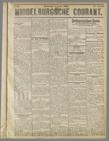 Middelburgsche Courant 1922-06-10
