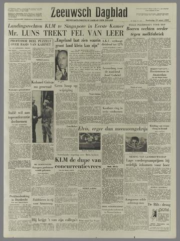 Zeeuwsch Dagblad 1959-03-19