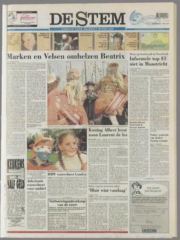 de Stem 1997-05-01