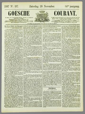 Goessche Courant 1897-11-20