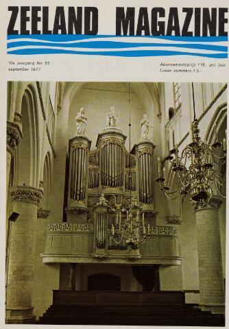 Zeeland Magazine / Veerse Meer Gids 1977-09-01