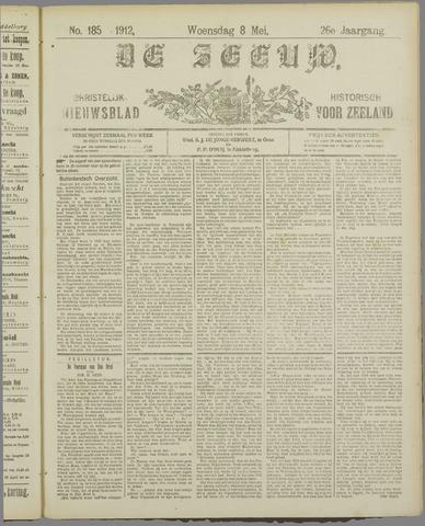 De Zeeuw. Christelijk-historisch nieuwsblad voor Zeeland 1912-05-08