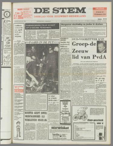 de Stem 1977-02-25