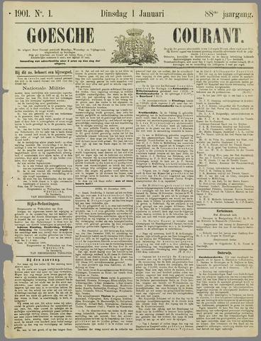 Goessche Courant 1901