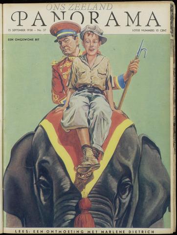Ons Zeeland / Zeeuwsche editie 1938-09-15