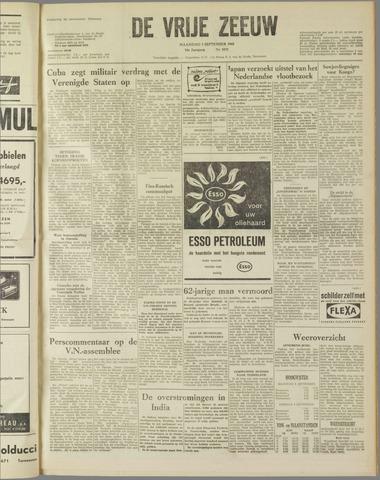 de Vrije Zeeuw 1960-09-05