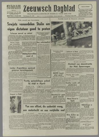 Zeeuwsch Dagblad 1956-06-13