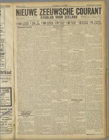 Nieuwe Zeeuwsche Courant 1921-06-14