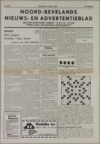 Noord-Bevelands Nieuws- en advertentieblad 1980-11-06