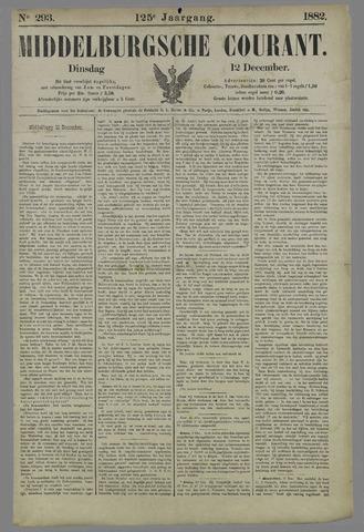 Middelburgsche Courant 1882-12-12
