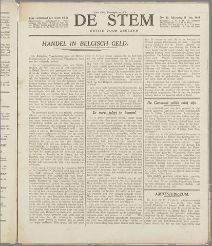 de Stem 1945-01-15