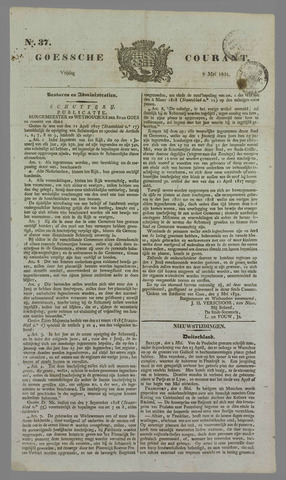 Goessche Courant 1834-05-09