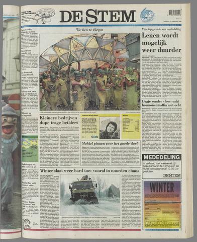 de Stem 1996-02-20