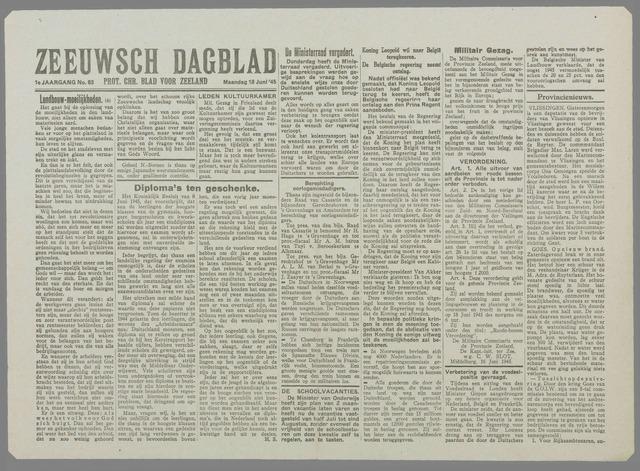 Zeeuwsch Dagblad 1945-06-18