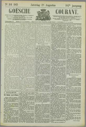 Goessche Courant 1915-08-28