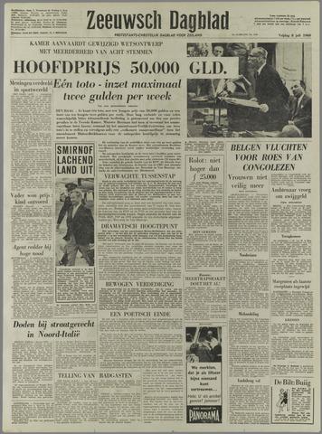Zeeuwsch Dagblad 1960-07-08