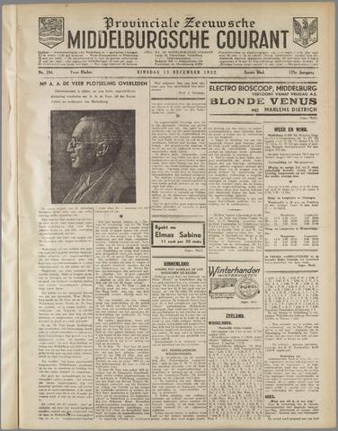 Middelburgsche Courant 1932-12-13