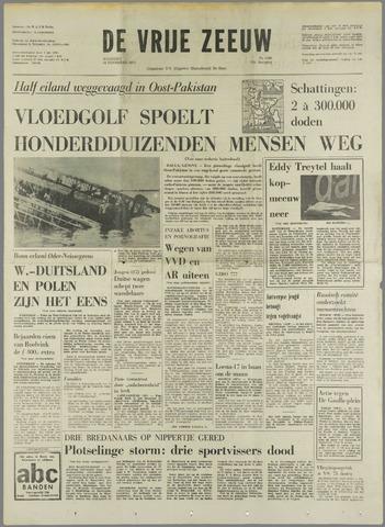 de Vrije Zeeuw 1970-11-16