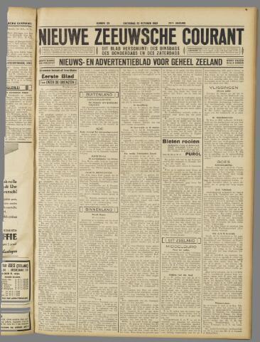 Nieuwe Zeeuwsche Courant 1932-10-22