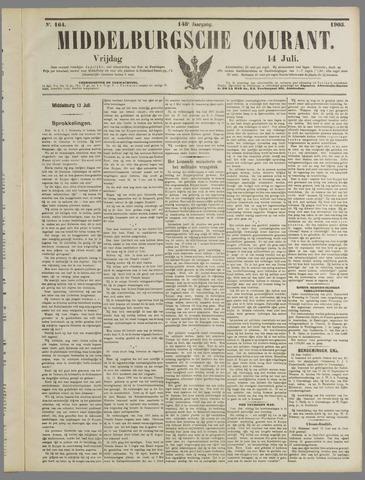 Middelburgsche Courant 1905-07-14