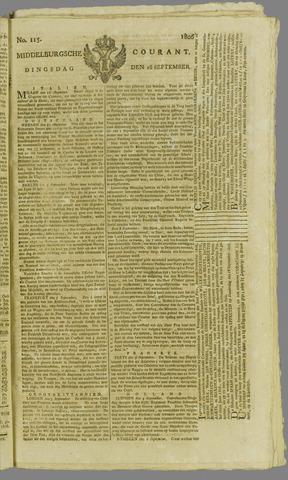 Middelburgsche Courant 1806-09-16
