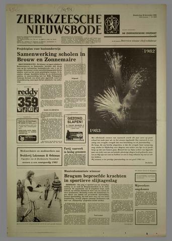 Zierikzeesche Nieuwsbode 1982-12-30