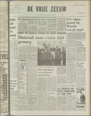 de Vrije Zeeuw 1974-11-13