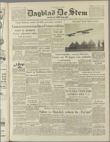 de Stem 1953-08-08
