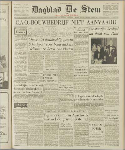 de Stem 1964-03-07