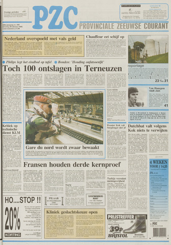 Provinciale Zeeuwse Courant 1995-10-28