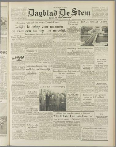 de Stem 1954-03-23
