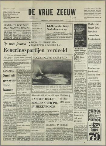 de Vrije Zeeuw 1971-12-09
