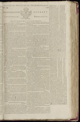Middelburgsche Courant 1795-04-16