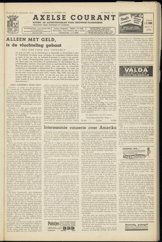 Axelsche Courant 1954-10-30