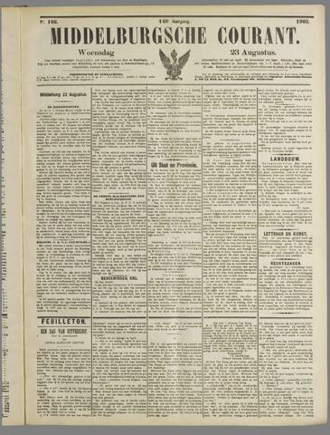 Middelburgsche Courant 1905-08-23