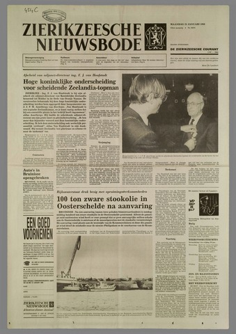 Zierikzeesche Nieuwsbode 1988-01-25