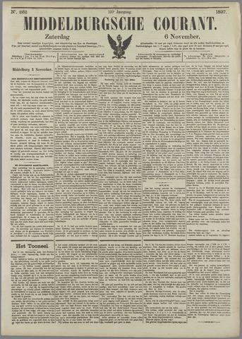Middelburgsche Courant 1897-11-06