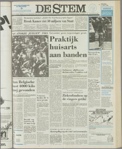 de Stem 1983-07-15