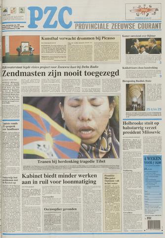 Provinciale Zeeuwse Courant 1999-03-11